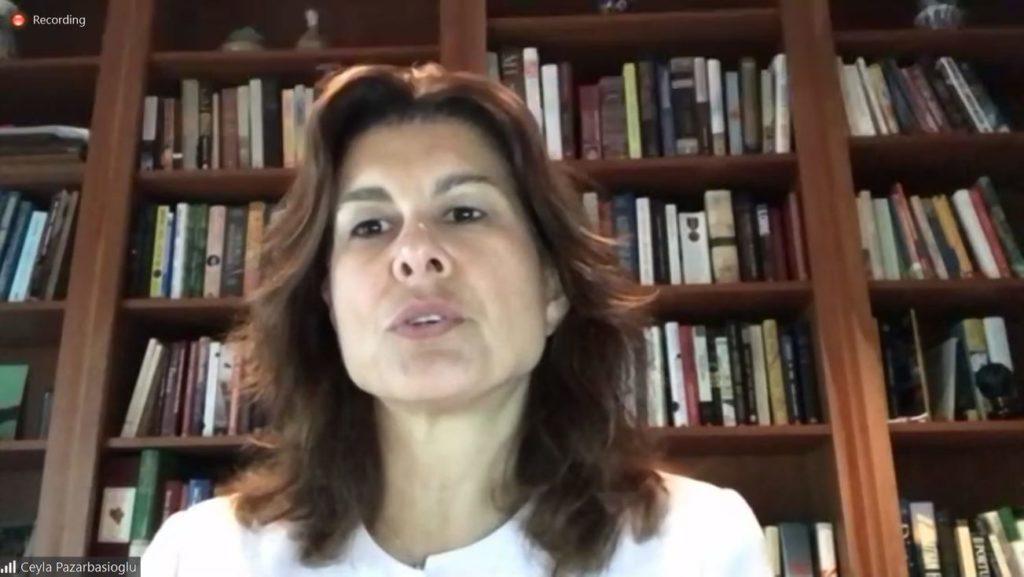 Ceyla Pazarbasioglu, Vice President, WBG